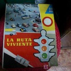 Coleccionismo Álbum: LA RUTA VIVIENTE DE NESTLE COMPLETO. Lote 27255007