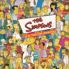Collectable Albums - THE SIMPSONS III COMPLETO DE PANINI - 26049709