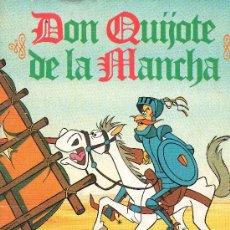 Coleccionismo Álbum: DON QUIJOTE DE LA MANCHA COMPLETO 94 CROMOS DE DANONE . Lote 26071452