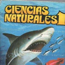 Coleccionismo Álbum: CIENCIAS NATURALES 1 DE EDICIONES EASO COMPLETO 253 CROMOS . Lote 26131514