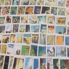 Coleccionismo Álbum: COLECCION COMPLETA (80 CROMOS) - DON QUIJOTE DE LA MANCHA - CHOCOLATES AMATLLER -. Lote 21706529