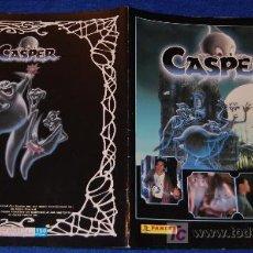 Coleccionismo Álbum: CASPER - PANINI ¡COMPLETO E IMPECABLE!. Lote 24731923
