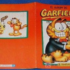 Coleccionismo Álbum: GARFIELD - PANINI ¡COMPLETO E IMPECABLE!. Lote 24921576