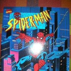 Coleccionismo Álbum: ALBUM SPIDERMAN COLECCION COMPLETA. Lote 18020702