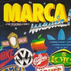 Coleccionismo Álbum: MARCA MANIA - ALBUM EDICIONES ESTE - COMPLETO. Lote 18031360