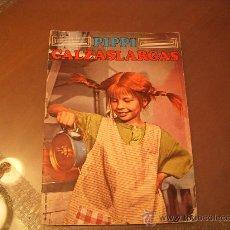 Coleccionismo Álbum: ALBUM DE CROMOS COMPLETO , PIPPI CAZASLARGAS, EDITORIAL FHER. Lote 24906534