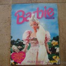 Coleccionismo Álbum: ALBUM COMPLETO BARBIE FANTASY AÑOS 90. Lote 26806585