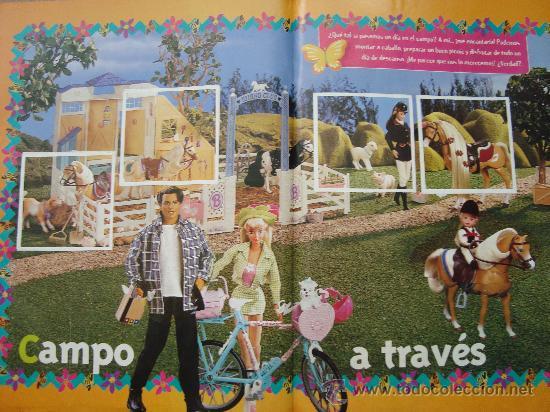 Coleccionismo Álbum: ALBUM COMPLETO BARBIE FANTASY AÑOS 90 - Foto 2 - 26806585