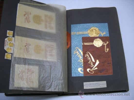 Coleccionismo Álbum: ÁLBUM CON MAS DE 70 PRECIOSAS ETIQUETAS AÑOS 10-20 DE CHOCOLATES DE LA FÁBRICA THEODOR REICHARDT - Foto 3 - 26621013