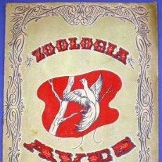 Coleccionismo Álbum: ZOOLOGÍA. AVES. COLECCIÓN COMPLETA. CROMOS CULTURA. EDITORIAL BRUGUERA. AÑOS 40.. Lote 24839992