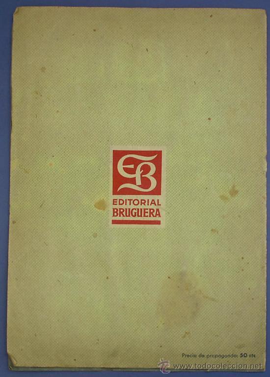 Coleccionismo Álbum: ZOOLOGIA. MAMIFEROS. COLECCIÓN COMPLETA. CROMOS CULTURA. EDITORIAL BRUGUERA. AÑOS 40. - Foto 4 - 26313663