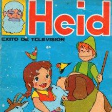 Coleccionismo Álbum: HEIDI COMPLETO 210 CROMOS DE FHER . Lote 23197419