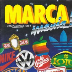 Coleccionismo Álbum: MARCA MANIA - ALBUM EDICIONES ESTE - COMPLETO. BARCELONA: EDICIONES ESTE, 1987. 24X34. CUBIERTAS ORI. Lote 23958461