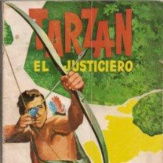 Coleccionismo Álbum: TARZAN,EL JUSTICIERO.- ED.RUIZ ROMERO.- 180 CROMOS.- AÑO 1966.- COMPLETO.. Lote 24566951