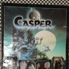 Coleccionismo Álbum: CASPER * ALBUM COMPLETO * 156 STICKER * PANINI *. Lote 24975474