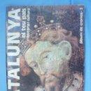 Coleccionismo Álbum: ALBUM DE CROMOS DE COMPLETO CATALUNYA TU PAIS HISTORIA Y CULTUA DE 1.983. Lote 29669472