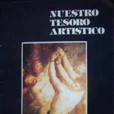 Coleccionismo Álbum: NUESTRO TESORO ARTISTICO MURCIA (LA VERDAD). Lote 26153226