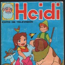 Coleccionismo Álbum: HEIDI.- EDITORIAL FHER.- AÑO 1975.- ALBUM COMPLETO DE 210 CROMOS.-. Lote 27152001