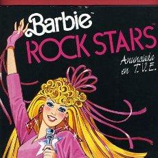 Coleccionismo Álbum: ALBUM BARBIE ROCK STARS , PANINI , 224 CROMOS, COMPLETO, ORIGINAL, . Lote 47380822