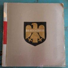 Coleccionismo Álbum: ANTIGUO Y PRECIOSO ALBUM DE 1933 - DIE REICHSWEHR - COMPLETO - VON HAUS NEUERBURG - IMPERIO MILTAR A. Lote 27440497