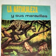 Coleccionismo Álbum: LA NATURALEZA Y SUS MARAVILLAS WALT DISNEY FHER 1963 ALBUM CROMOS -- COMPLETO-- -ENVIO GRATIS-. Lote 27654323