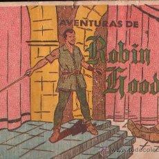 Coleccionismo Álbum: ALBUM DE LAS AVENTURAS DE ROBIN HOOD. Lote 27744187