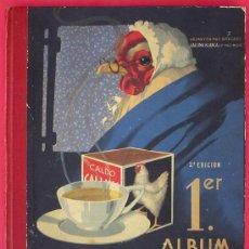Coleccionismo Álbum: PRIMER 1ER ÁLBUM GALLINA BLANCA. REGALO A LOS CONSUMIDORES DE GALLINA BLANCA, 1944.. Lote 28092376