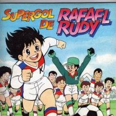 Coleccionismo Álbum: SUPERGOL DE RAFAEL RUDY. Lote 28356485