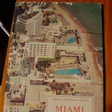 Coleccionismo Álbum: ALBUM MIAMI AMERICAN GEOGRAPHICAL SOCIETY DR.SIGISMOND DE R. DIETTRICH COMPLETO 1950. Lote 28382477