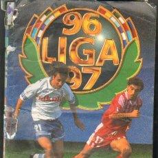 Coleccionismo Álbum: LIGA 96-97. ALBUM DE CROMOS. ALBUM COMPLETO A-ALB-647. Lote 28671062