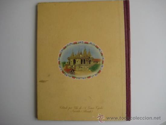 Coleccionismo Álbum: ÁLBUM SALSAFRÁN Nº1.VIUDA DE A.GÓMEZ. 1942,COMPLETO CON 108 CROMOS - Foto 4 - 28723542