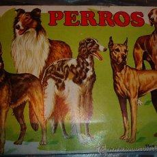 Coleccionismo Álbum: PERROS FHER. Lote 28837326