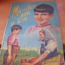 Coleccionismo Álbum: MARCELINO PAN Y VINO ( ALBUM COMPLETO 240 CROMOS ) FHER . Lote 29093508