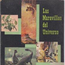 Coleccionismo Álbum: LAS MARAVILLAS DEL UNIVERSO, NESTLE. COMPLETO. Lote 29171799