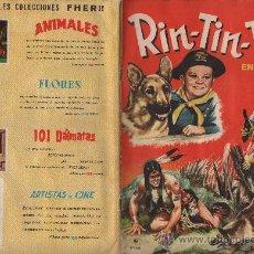 Coleccionismo Álbum: RIN - TIN - TIN.- EDITORIAL FHER.- AÑO 1962.- ALBUM COMPLETO DE 228 CROMOS.. Lote 29739373