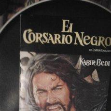 Coleccionismo Álbum: ALBUM EL CORSARIO NEGRO PANRICO COMPLETO. Lote 29601077