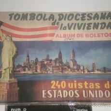 Coleccionismo Álbum: ALBUM CROMOS COMPLETO. Lote 29683304