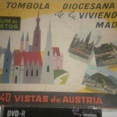 Coleccionismo Álbum: ALBUM CROMOS COMPLETO. Lote 29683341