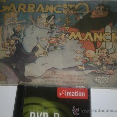 Coleccionismo Álbum: ALBUM COMPLETO DE GARBANCITO DE LA MANCHA . Lote 29700840