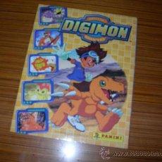Coleccionismo Álbum: DIGIMON DIGITAL MONSTERS ALBUM COMPLETO DE PANINI . Lote 29785540
