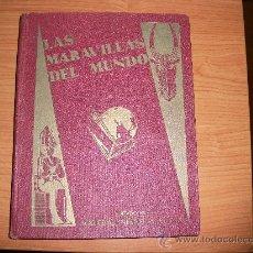 Coleccionismo Álbum: LAS MARAVILLAS DEL MUNDO - CHOCOLATES NESTLE 1932 - COMPLETO 480 CROMOS . Lote 29793328