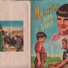 Coleccionismo Álbum: MARCELINO PAN Y VINO.- EDITORIAL FHER.- AÑO 1955.- ALBUM COMPLETO DE 240 CROMOS.. Lote 29823529