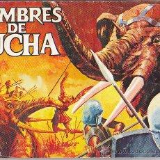 Coleccionismo Álbum: ALBUM COMPLETO HOMBRES DE LUCHA EDITORIAL RUIZ ROMERO. Lote 29985021