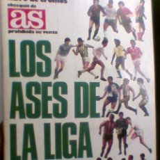 Coleccionismo Álbum: ALBUM LIGA 87 88 AS COMPLETO . Lote 30008877