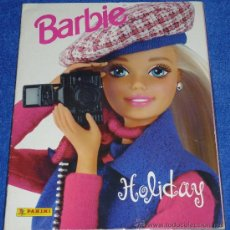 Coleccionismo Álbum: BARBIE HOLIDAY - PANINI ¡COMPLETO E IMPECABLE!. Lote 30410788
