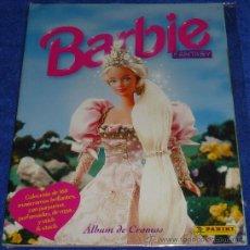 Coleccionismo Álbum: BARBIE FANTASY - PANINI ¡COMPLETO E IMPECABLE!. Lote 30410804