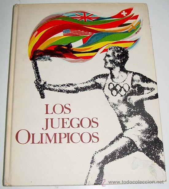 LOS JUEGOS OLIMPICOS - ALBUM EDITORIAL SOCIEDAD NESTLÉ, A.E.P.A. - COMPLETO. SANTANDER: EDITORIAL SO (Coleccionismo - Cromos y Álbumes - Álbumes Completos)