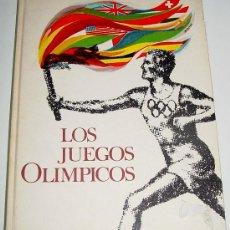 Coleccionismo Álbum: LOS JUEGOS OLIMPICOS - ALBUM EDITORIAL SOCIEDAD NESTLÉ, A.E.P.A. - COMPLETO. SANTANDER: EDITORIAL SO. Lote 30506251