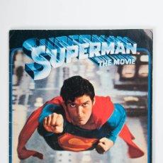 Coleccionismo Álbum: ALBUM DE CROMOS SUPERMAN THE MOVIE, EDITORIAL FHER, AÑO 1978 - COMPLETO. Lote 30507789