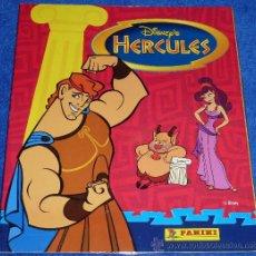 Coleccionismo Álbum: HERCULES - PANINI ¡COMPLETO E IMPECABLE!. Lote 30527181